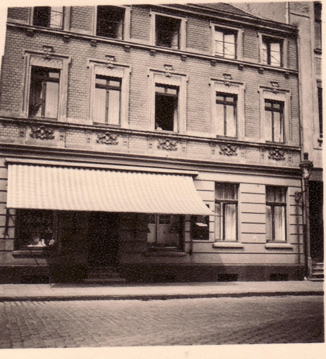 1932 Kahrstraße Hauptgeschäft