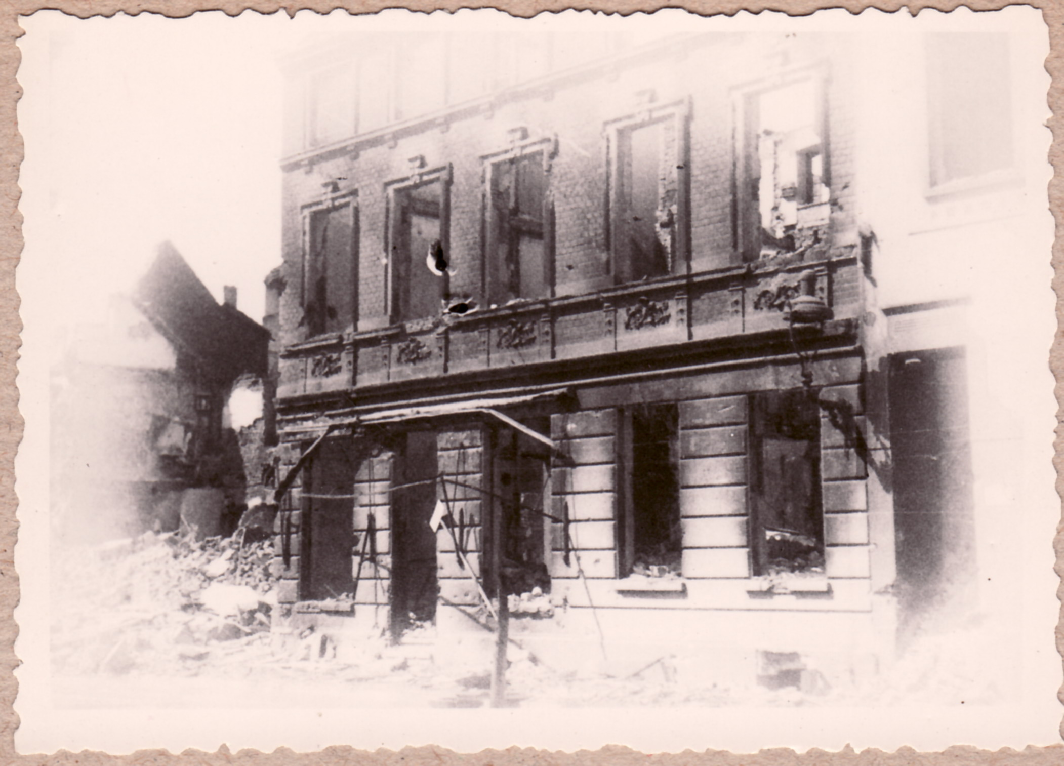 1943 Zur Zeit Des 2.Weltkriegs